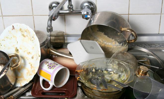 Народные хитрости, которые заставят блестеть вашу посуду и кухню