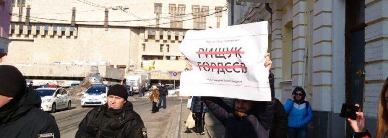 Порошенко в Харькове нарвалс…