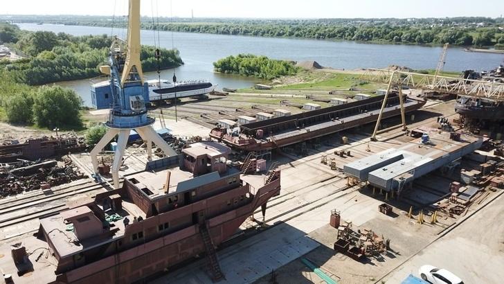 Новости судостроения ОАО «Порт Коломна»