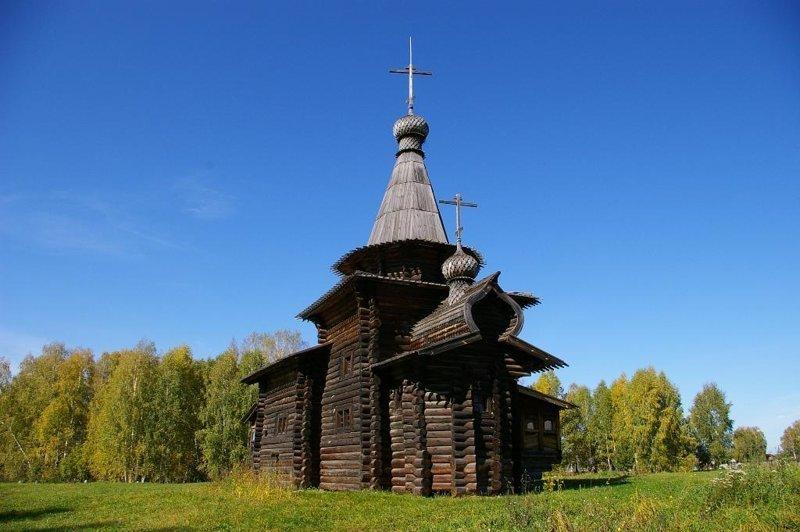 Зашиверск. Город-призрак на карте России