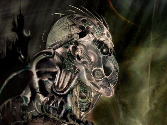 Пришельцы проводят страшные эксперименты над психикой землян