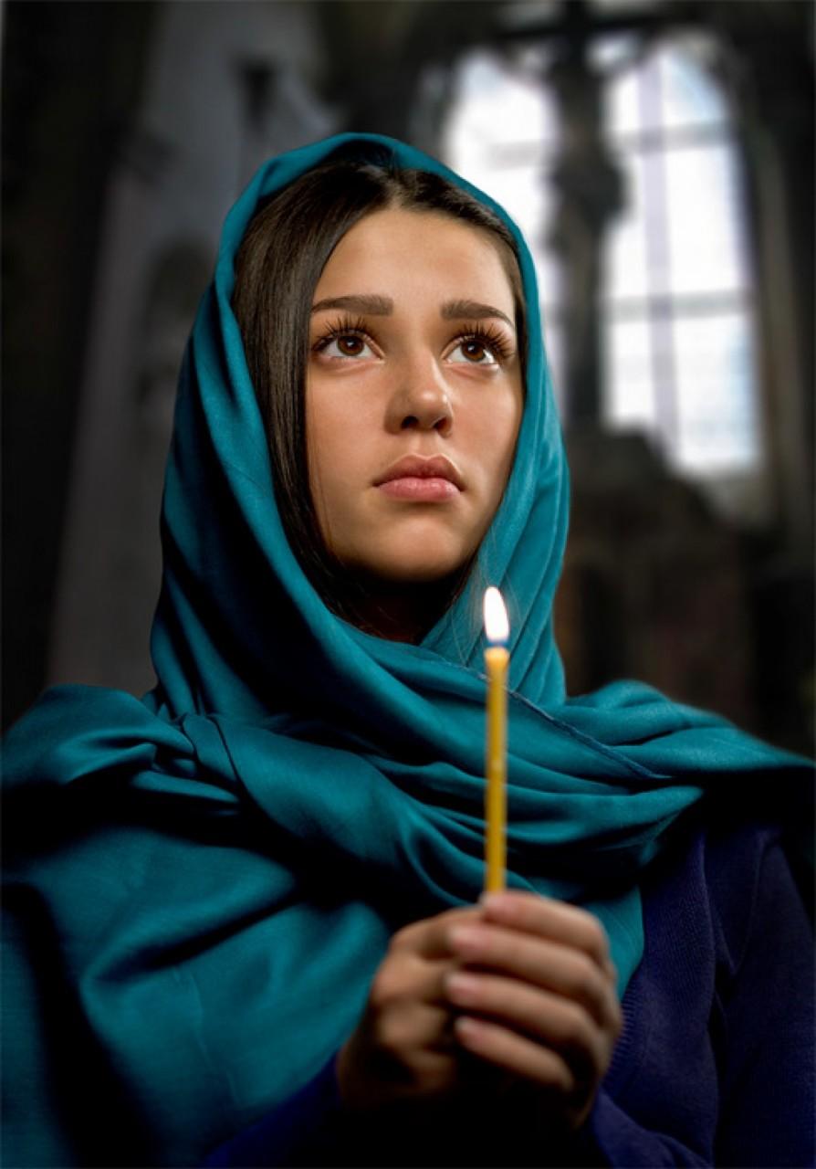 Фото красивой девочки христианки 17 фотография