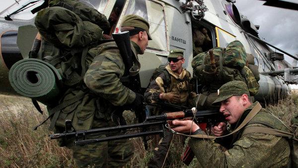 Армия России на защите Отечества