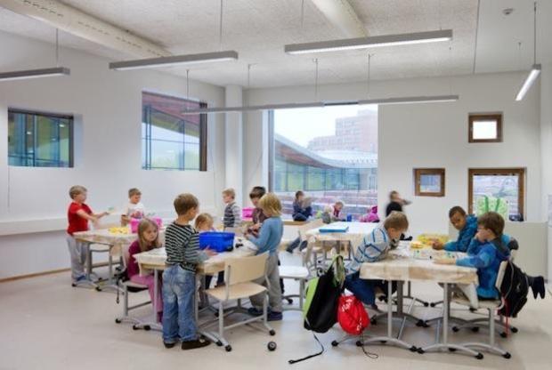 Как устроены школы в Финляндии: 10 интересных фактов