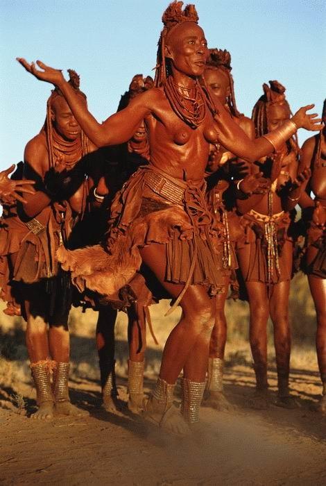 Красивое племя Химба из Намибии Химба, африка, племена, путешествие