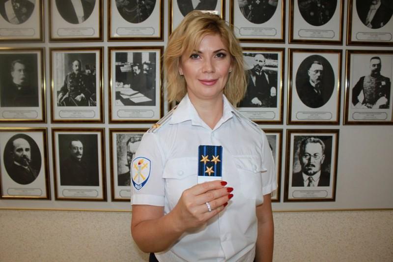 Полковник СКР Рабинович задержана при получении взятки