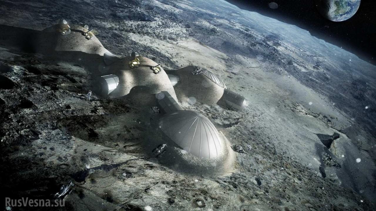 Без иждивенцев: Россия создаст «лунный» корабль без участия США