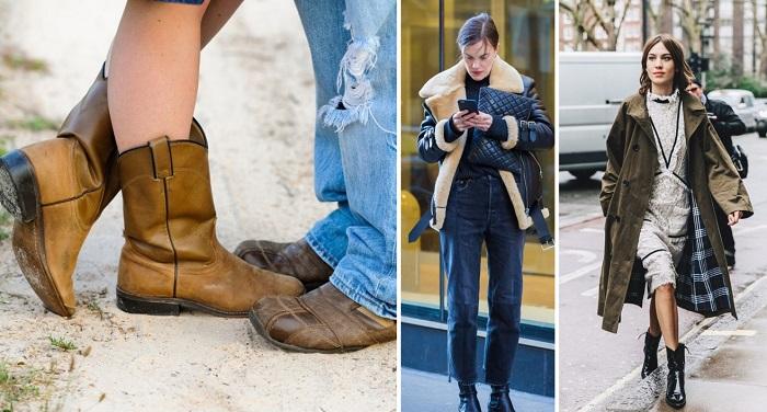 модная обувь весна — 2019
