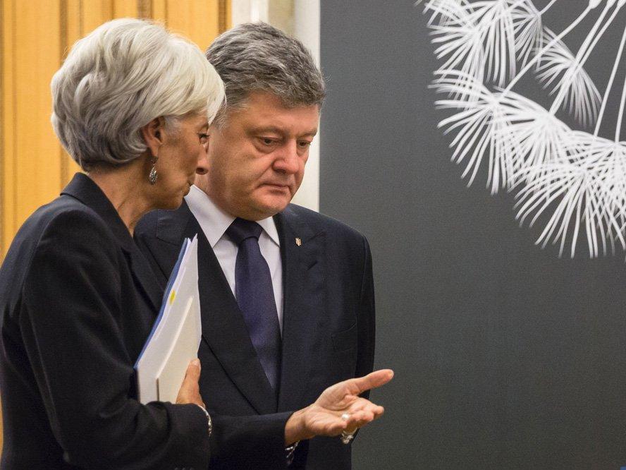 Денег не будет: МВФ обрушилс…