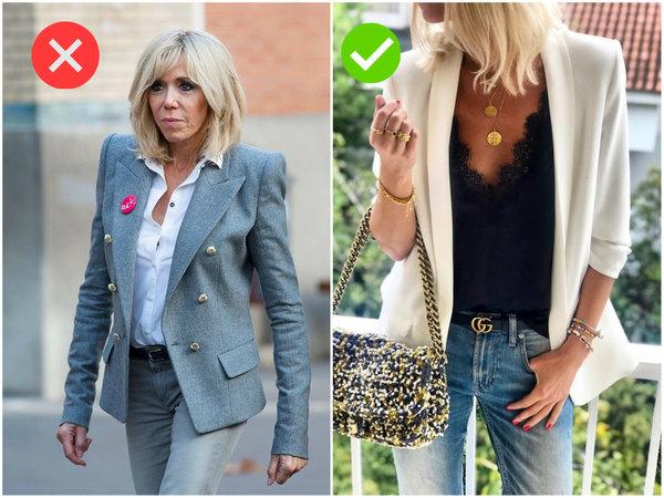 Модные ДА и НЕТ для женщин старше 40