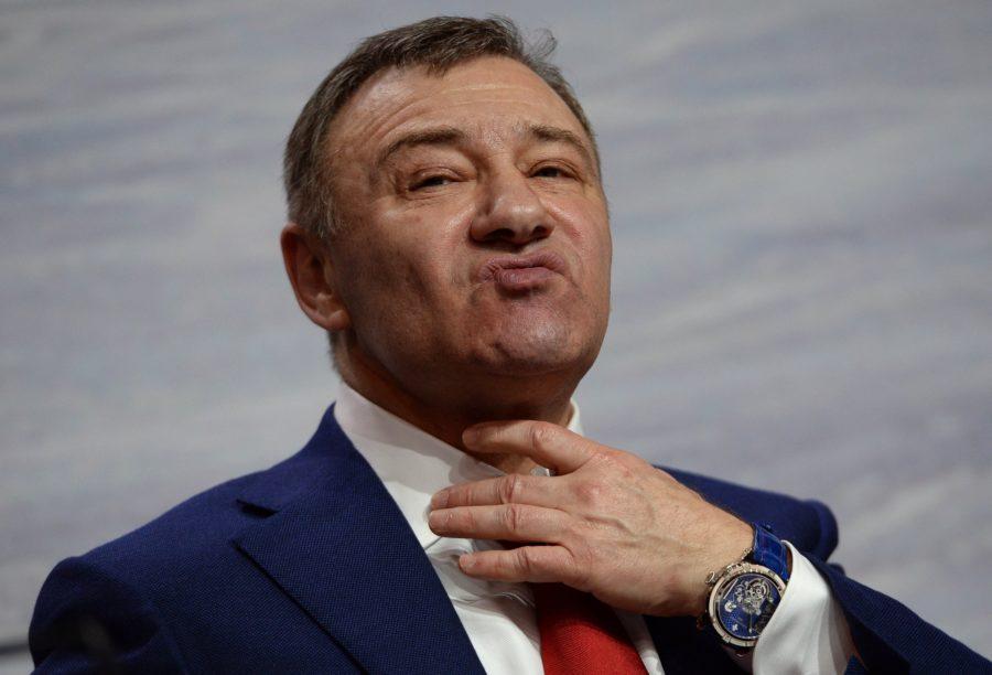 Миллиардеру Ротенбергу нашли новую мегастройку за 65 млрд рублей