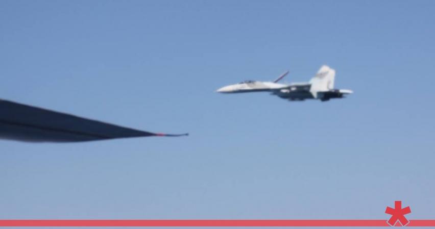 Российский истребитель перех…
