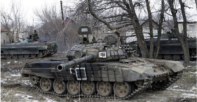 Это вторжение России: Конгрессмен США рассказал про 920 танков РФ на Донбассе