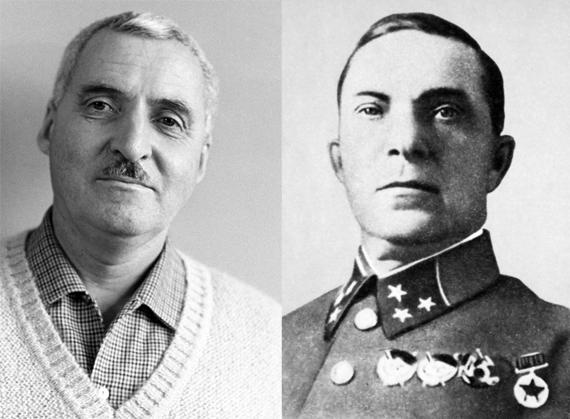 Беседа Симонова с генералом Михаилом Лукиным: «Войска дрались растопыренными пальцами»
