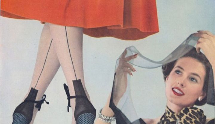 А вы знаете, почему женщины стали брить ноги? И вовсе не для красоты и гигиены...