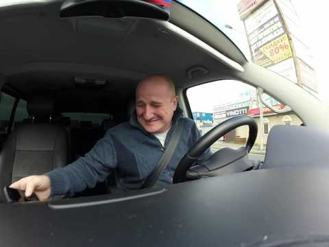 Позитивное видео : разговор диспетчера с водителем