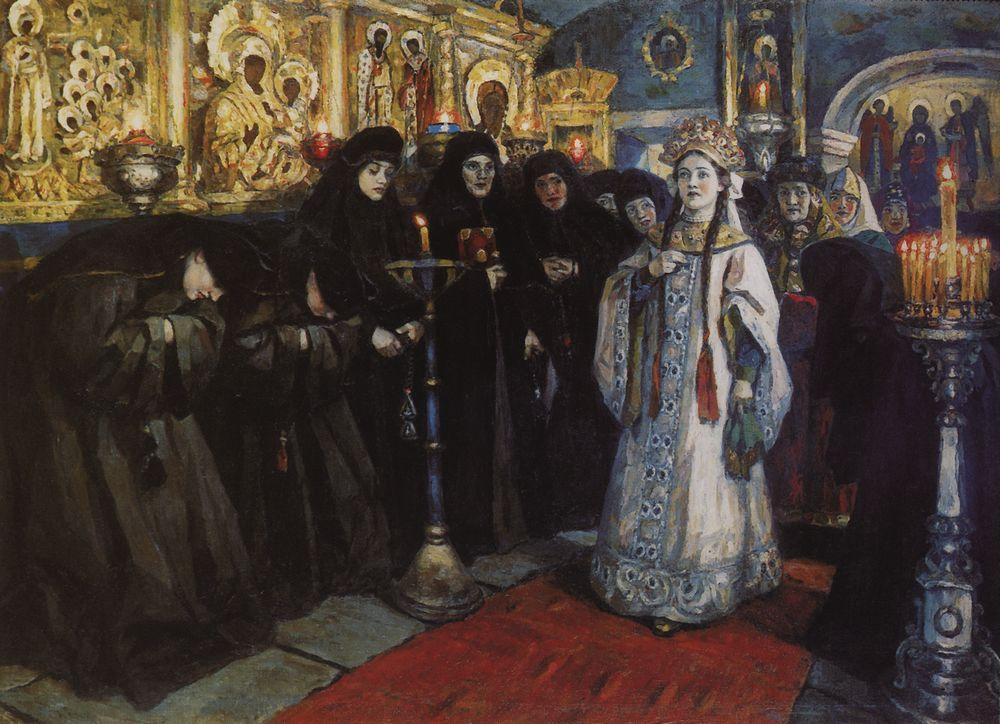 Картины Василия Ивановича Сурикова. (3)
