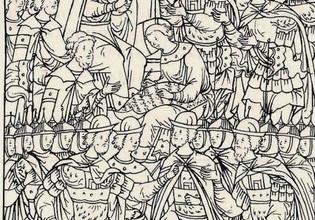 Первые залпы «Войны двух царей». В 2-х частях