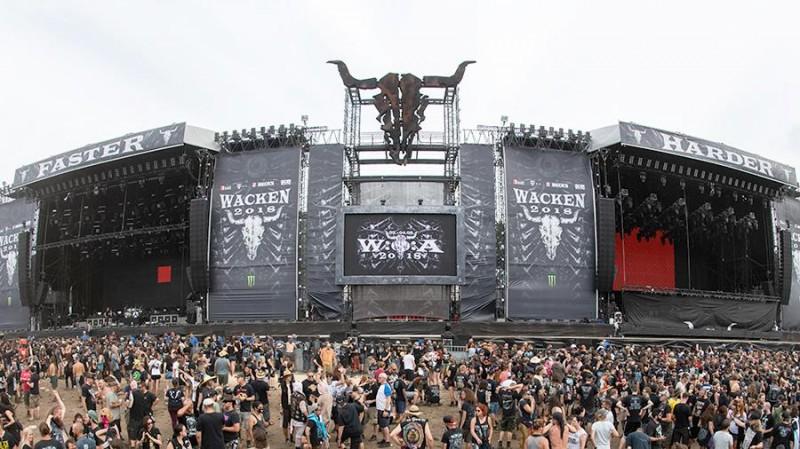 Пенсионеры сбежали на рок-фестиваль