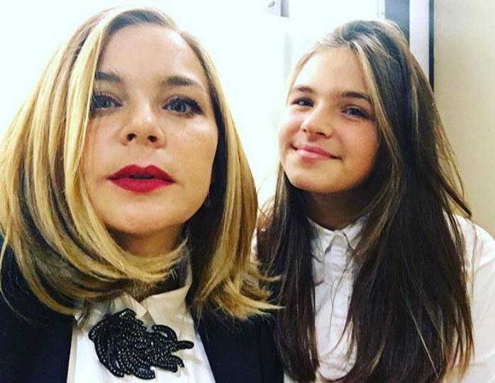 Ирина Пегова вместе с 12-лет…