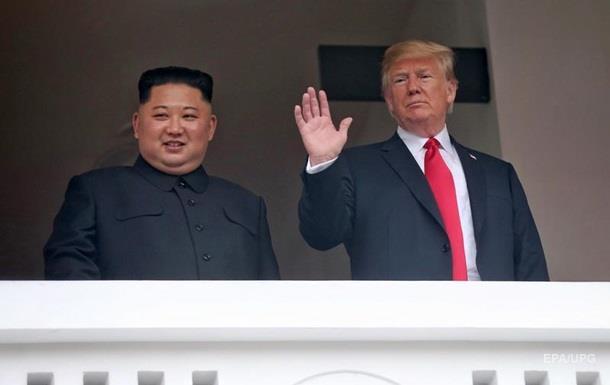 Нарушая договор с США. КНДР …