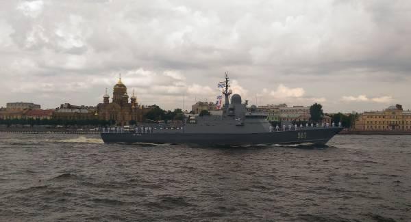 В Балтийский флот придет «Буря»