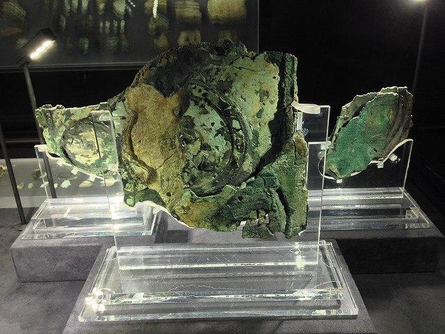 «Древнегреческий компьютер» оказался учебником по астрономии