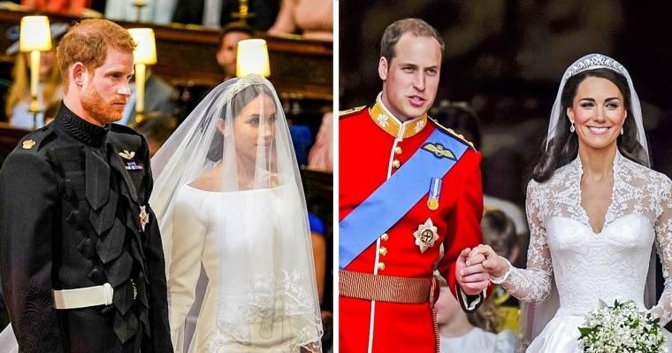 13 самых прекрасных королевских свадебных образов от прошлого века до наших дней