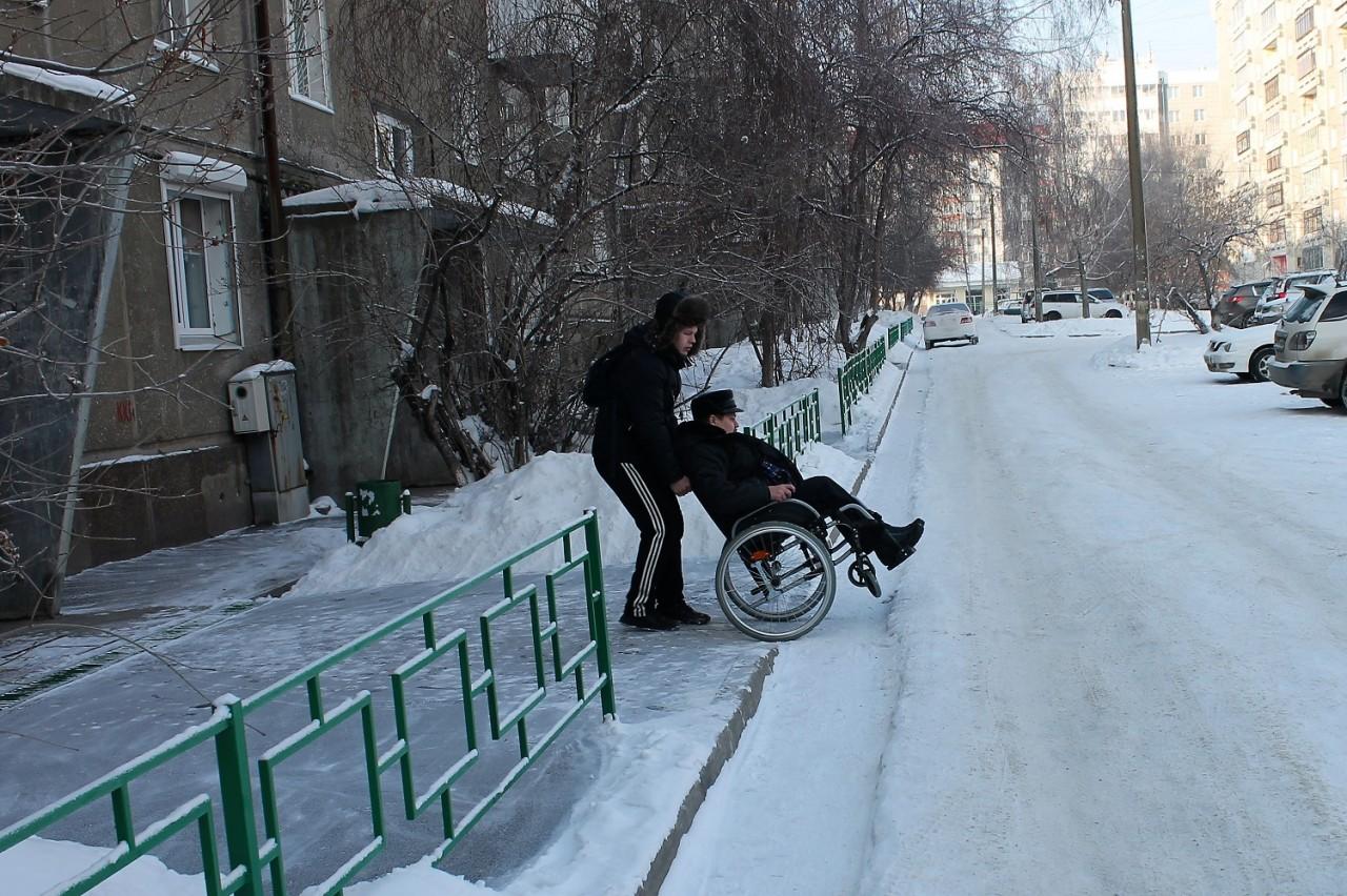 С 2019 года инвалидам будут помогать добираться до работы