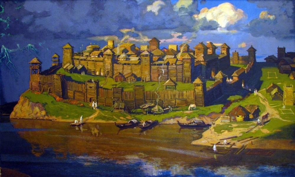Древняя страна городов в Прикамье
