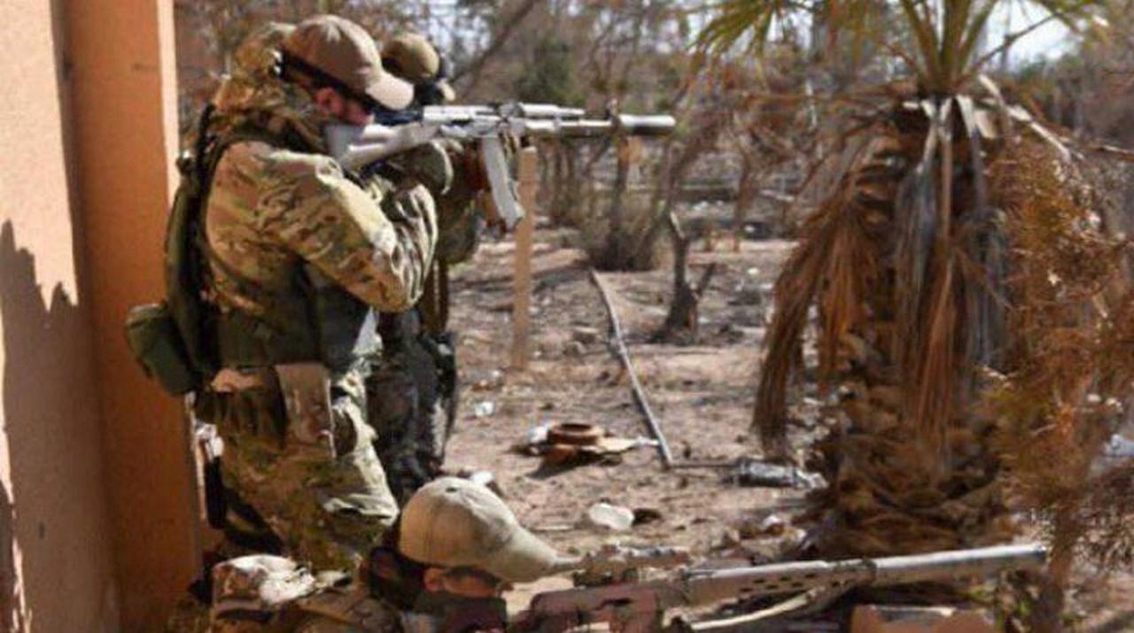 С кем «русские ЧВК» конкурируют на африканском рынке военных услуг