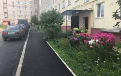 В Орле завершен ремонт 62 дворов из 73 запланированных на этот год