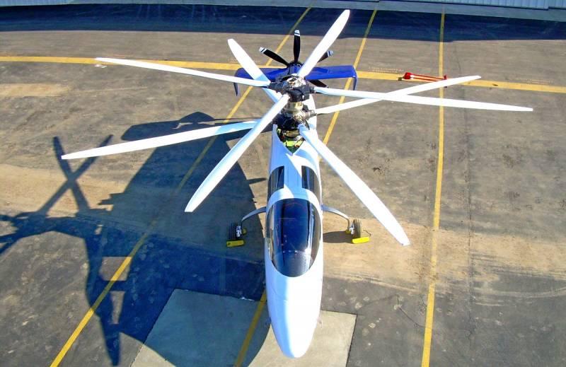 Многовинтовой вертолет-гибрид: Россия готовит прорыв
