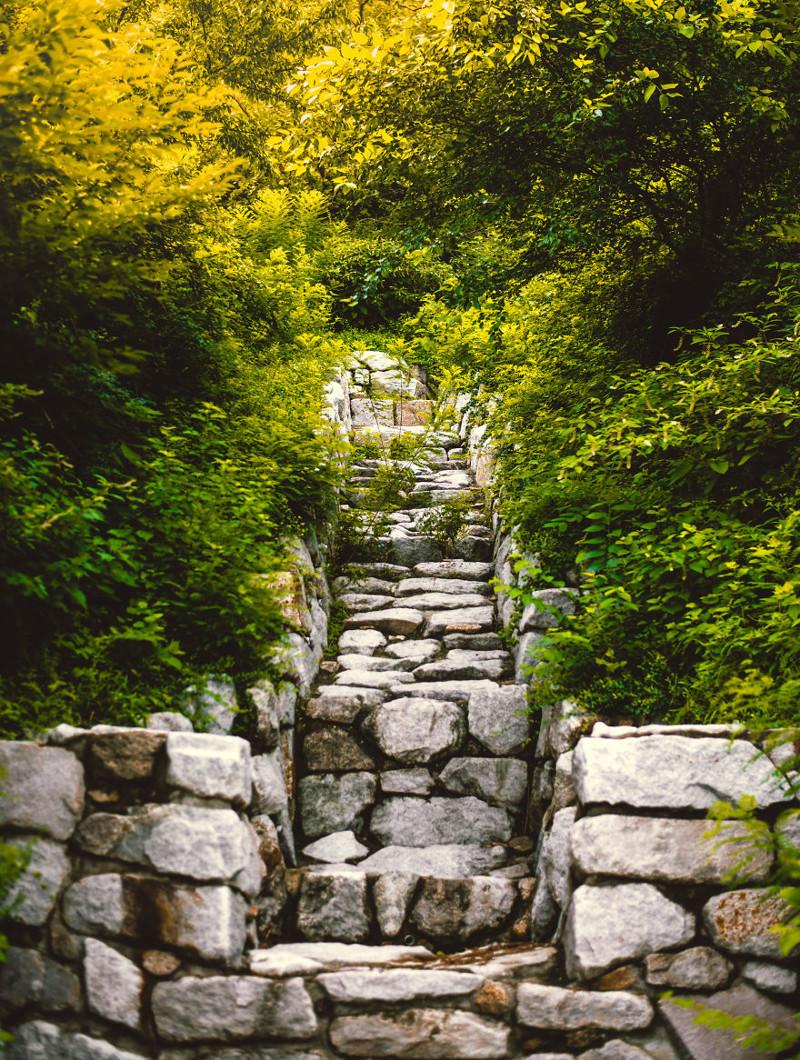 Вблизи горы Инвангсан корея, моменты, планета, путешествия, страна, фото, фотограф, южная корея