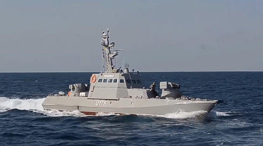 Инцидент с ВМС ВСУ в Керченском проливе: «Бердянск» могли обстрелять болванками