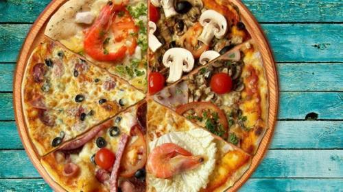 Полезных и вкусных начинок для правильной пиццы.
