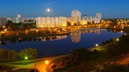 Гомель — белорусский город. …