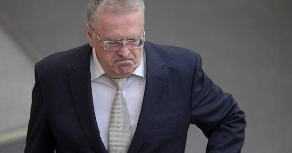 Киевский суд дал разрешение ГП Украины заочно расследовать дело Жириновского