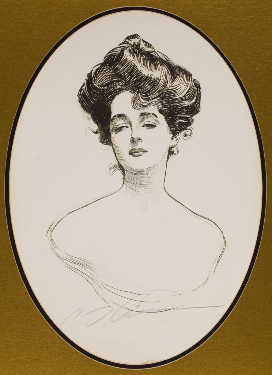 Чарльз Дана Гибсон (1867 — 1…