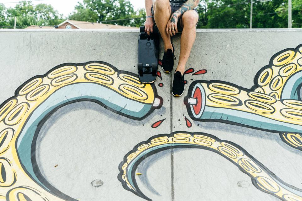 Городский стрит-арт: главные уличные художники Ярославля