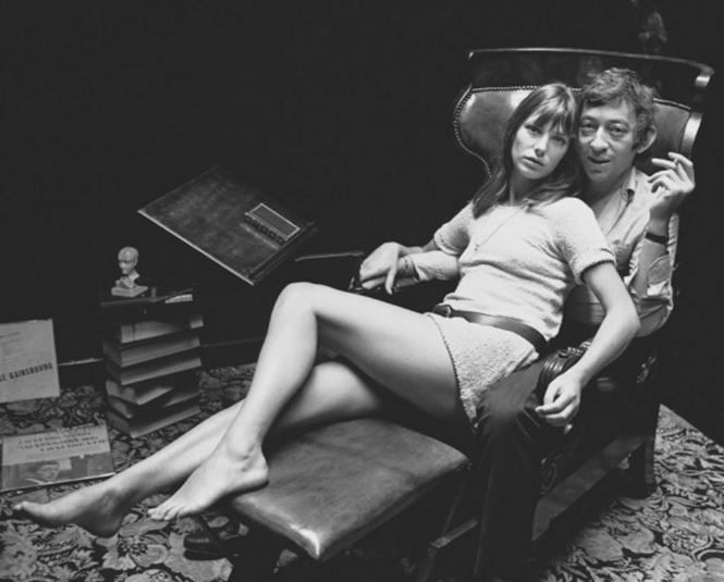 Серж Генсбур и Джейн Биркин: «Я тебя тоже нет»