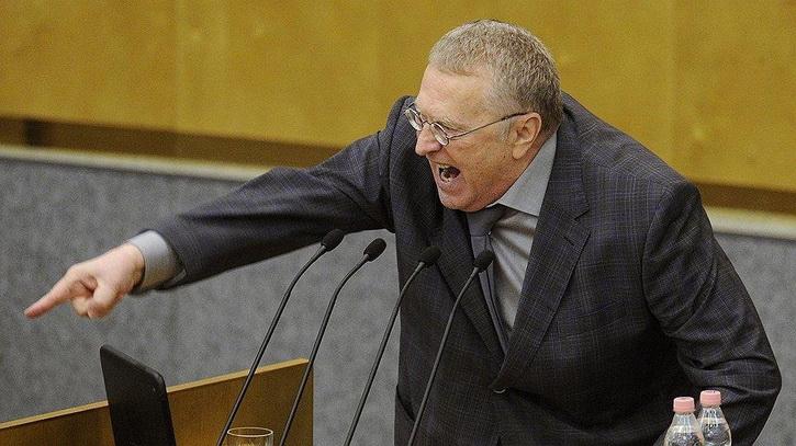 Жириновский призвал США сроч…