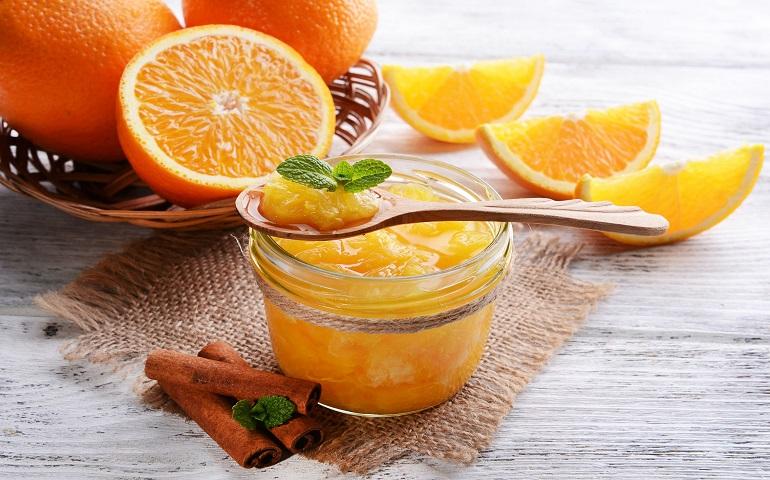 Апельсиновый джем: как сделать лакомство из сезонных фруктов