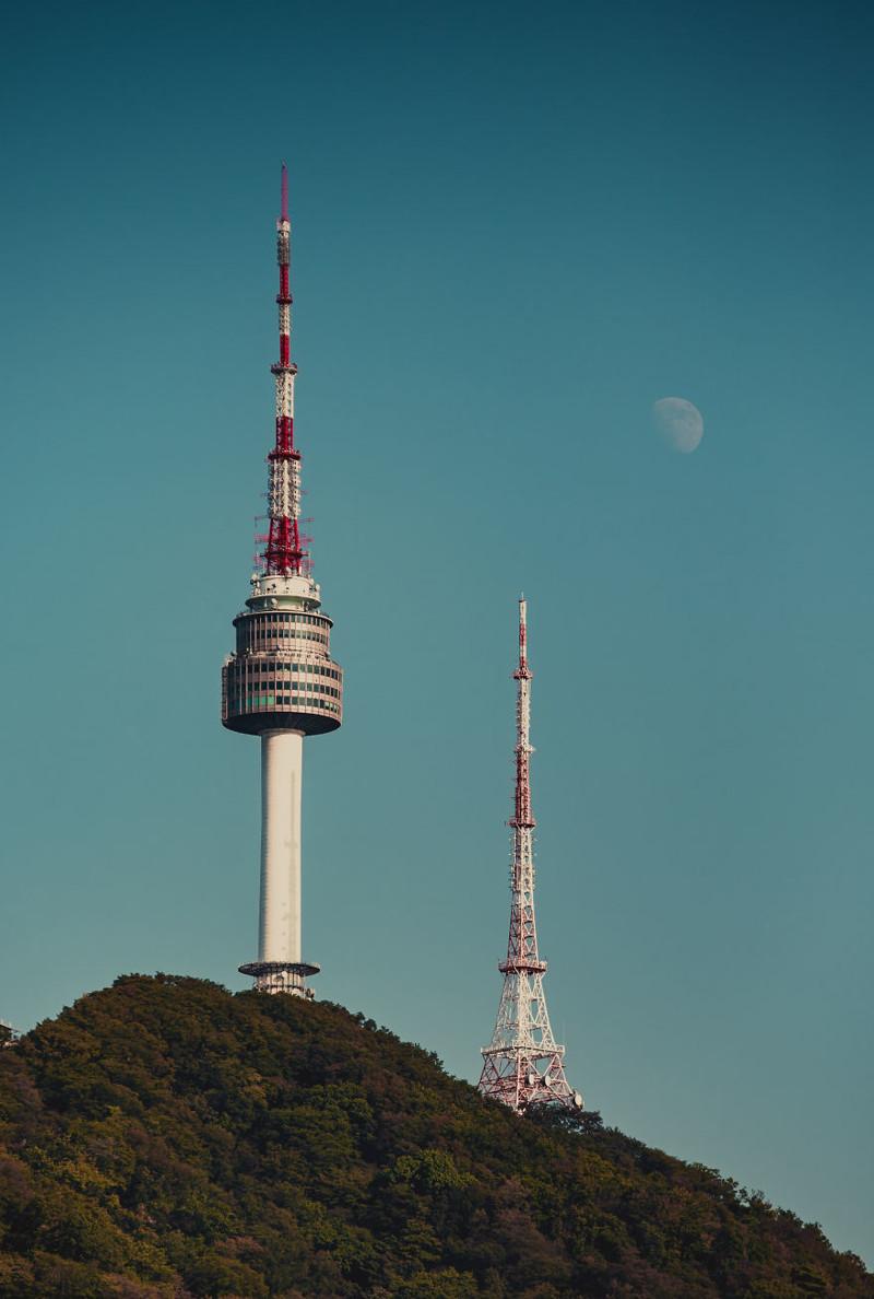 Индустриальные пейзажи корея, моменты, планета, путешествия, страна, фото, фотограф, южная корея