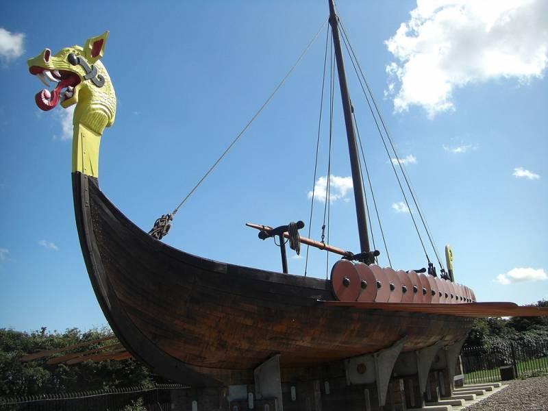 Викинги и их корабли (часть 3)