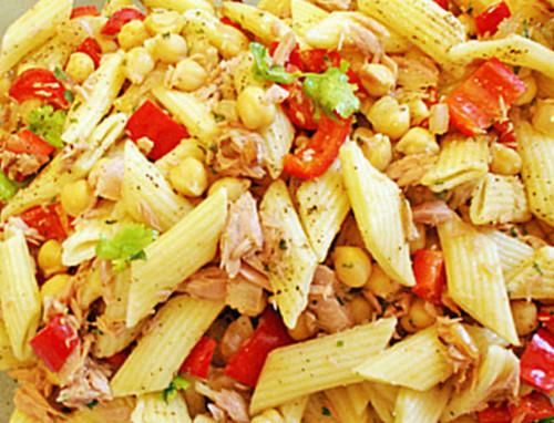 Салат из нута. Фото-рецепт. Olga Dell