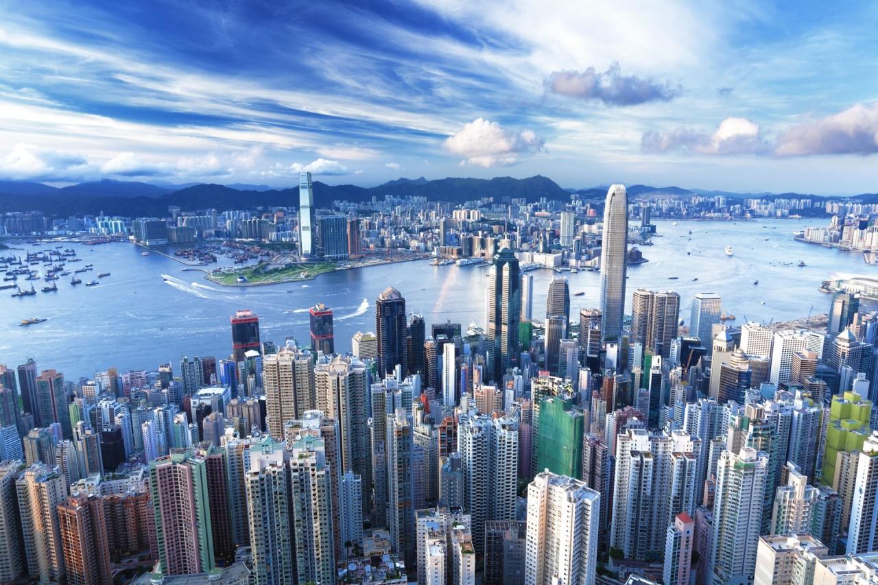Контрастность Гонконга