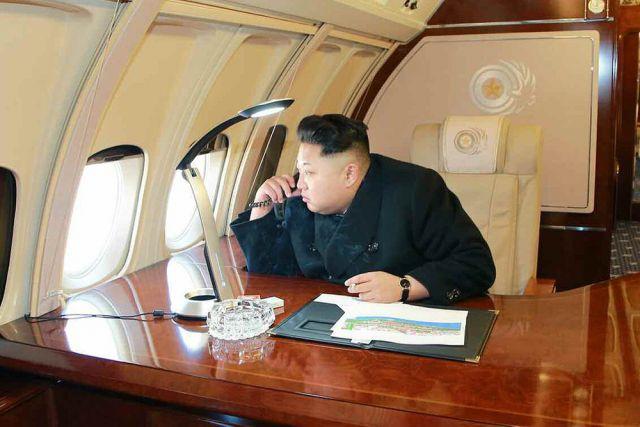 Глава МОК поблагодарил Ким Чен Ына за вклад в проведение ОИ-2018