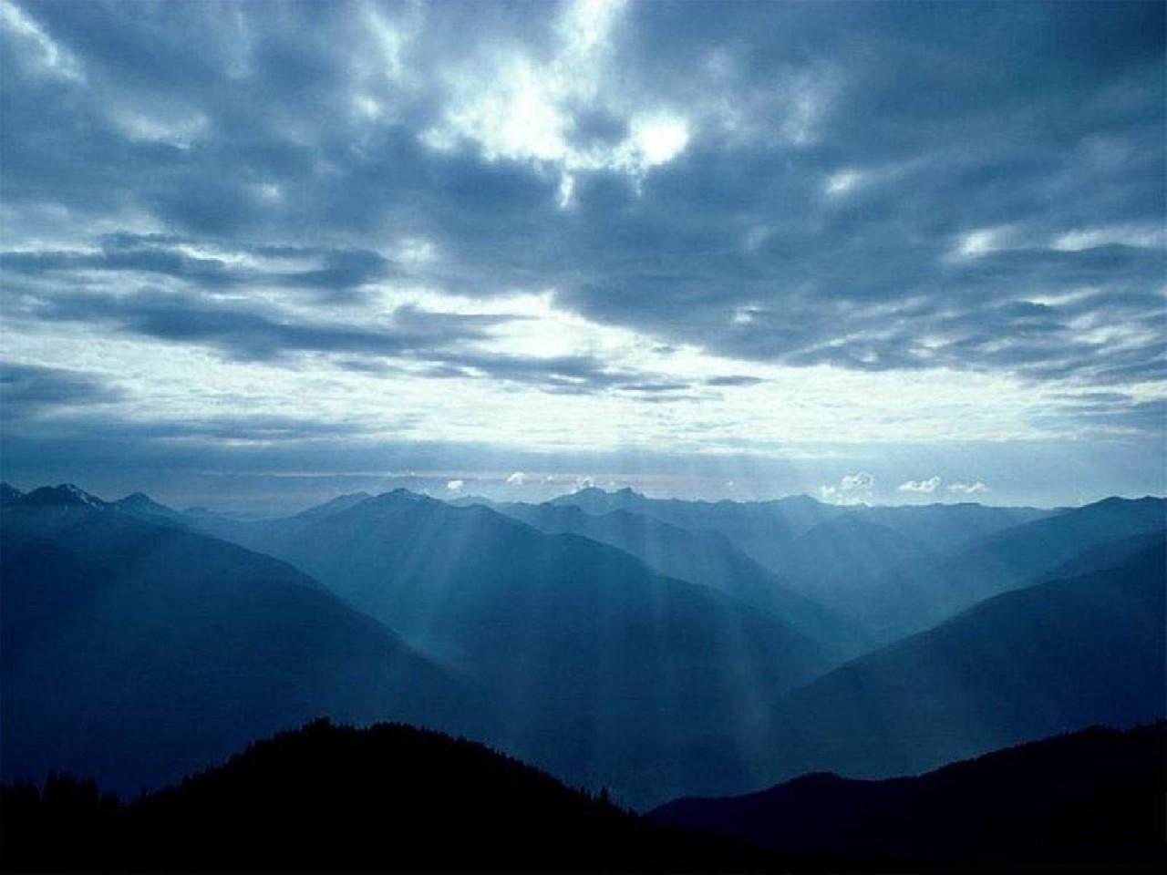 Красивые небесные пейзажи