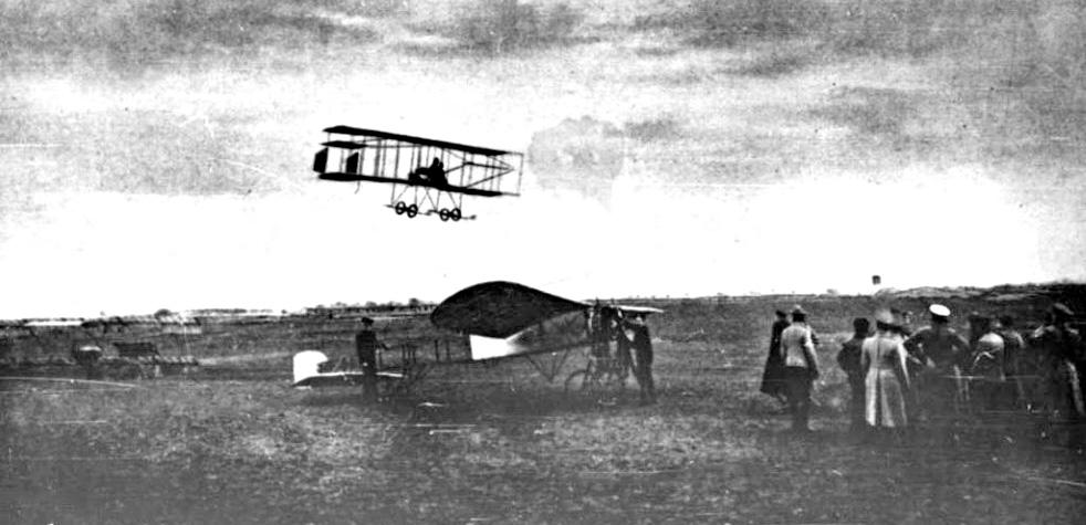 Севастополь - колыбель российской морской авиации